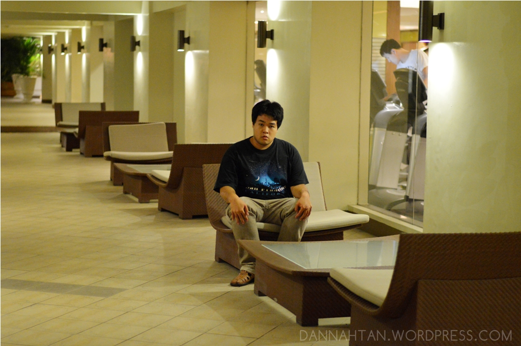 Manila Hotel Café Ilang-Ilang