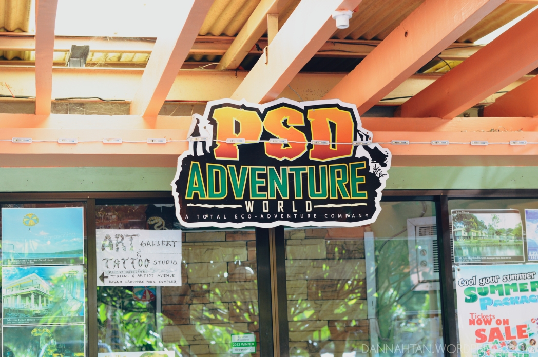 PSD Adventure World