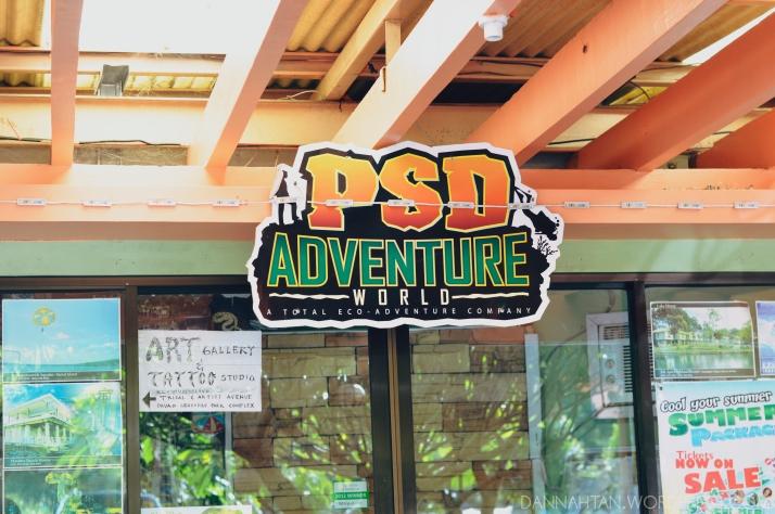 PSD Adventure World